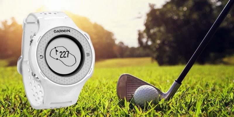 Avis de la montre de Golf garmin S4