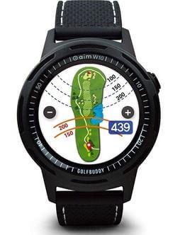 montre golf Golfbuddy w10