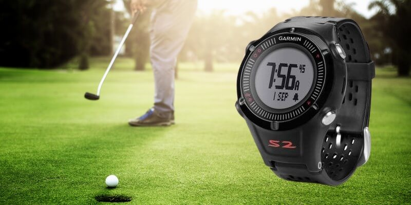 Montre GPS golf Garmin Approach S2