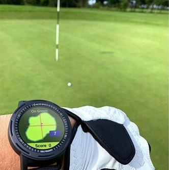 montre gps de golf Golfbuddy w10