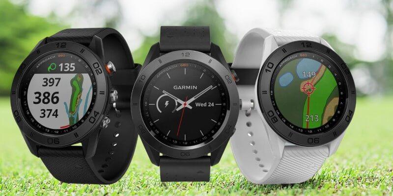 Garmin ApproachS60 – Test et avis de la montre GPS de golf