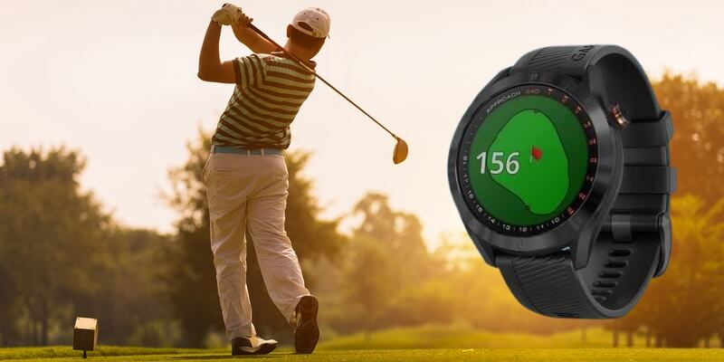 Montre GPS de golf Garmin Approach S40