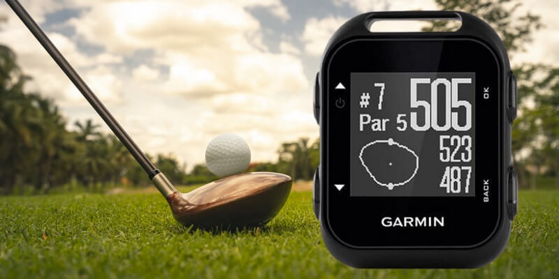 GPS golf portable Garmin Approach G10