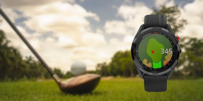 Montre GPS de golf Garmin Approach S62