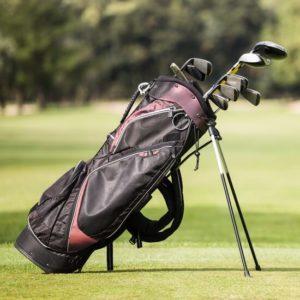 Sac de golf sans roulettes